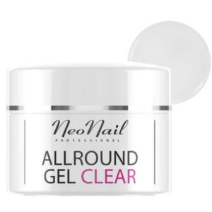 Allround Gel Clear Basic 50 ml