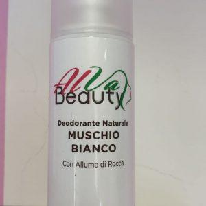 Deodorante Muschio Bianco, 100ml